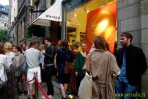 Неделя моды в Стокгольме мода 2012