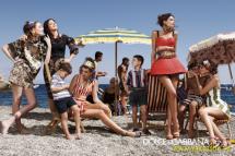 Лето 2013 Dolce & Gabbana