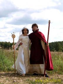 Свадьба белых магов