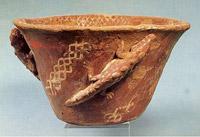 Глиняная посуда древних