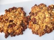 Низкокалорийное овсяное печенье. Рецепт