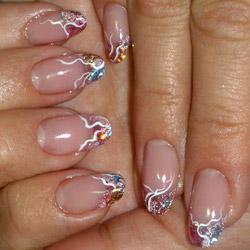 Учимся наращивать ногти