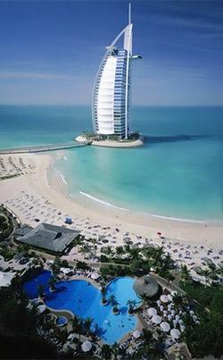 Путешествие в Дубаи