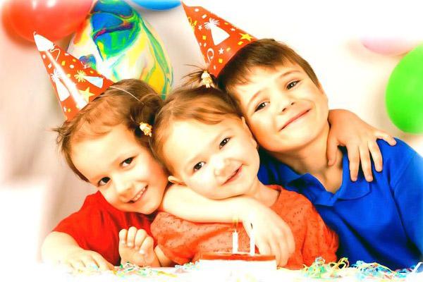 Организовать веселый детский праздник