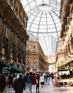 Шоп-туры в Милан