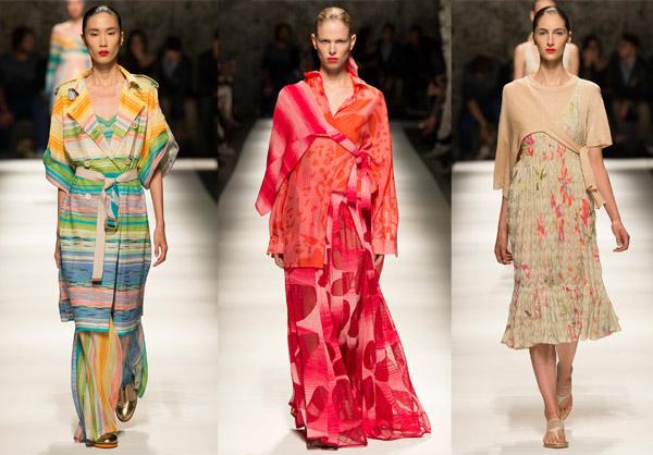 Мода и весеннее настроение Missoni