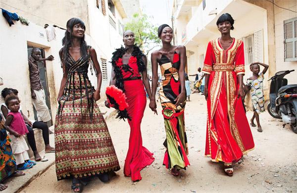 Этнический стиль в моде