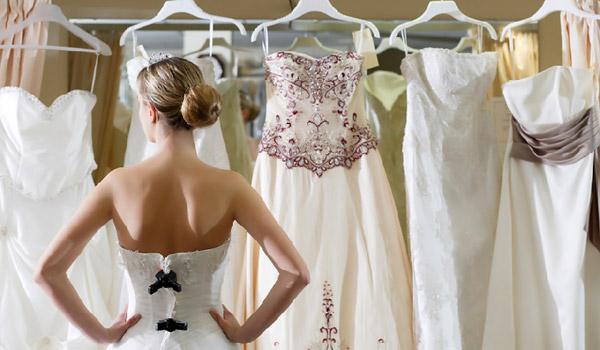 Как правильно выбрать подвенечное платье