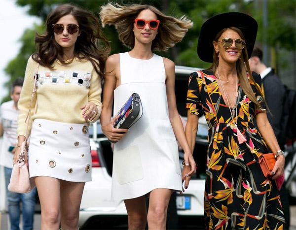 Мода весна-лето 2016