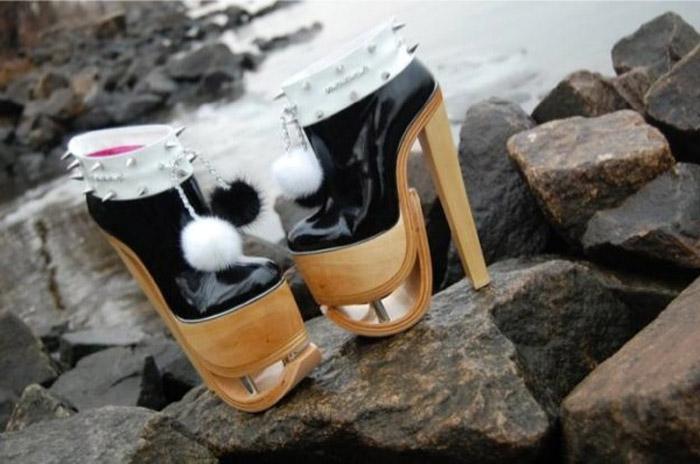 элитная женская обувь